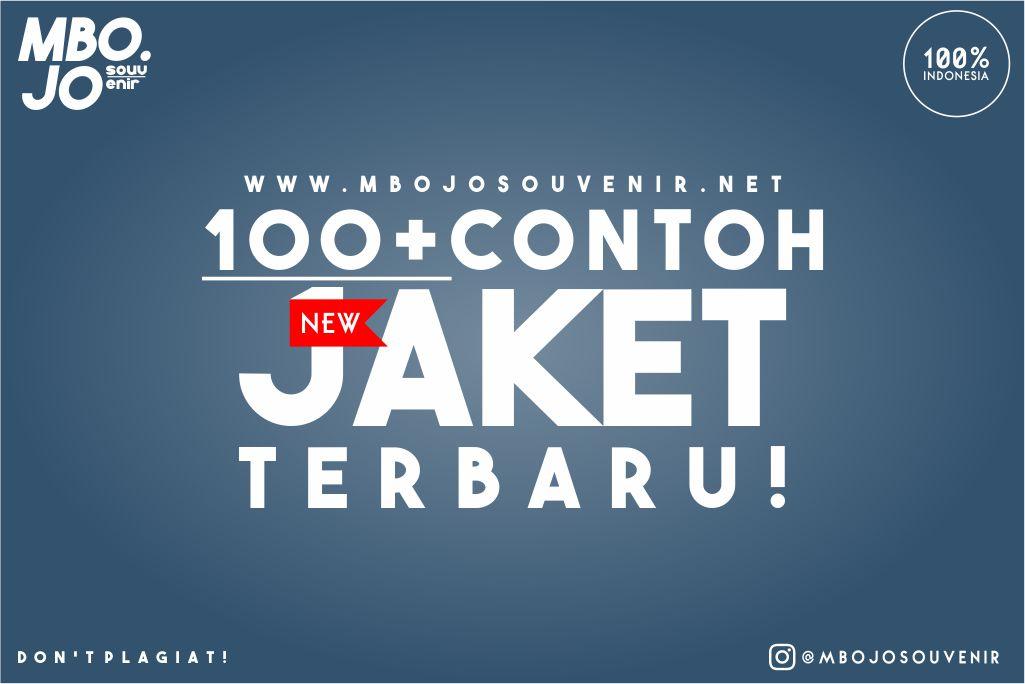 100 Contoh Jaket Terbaru