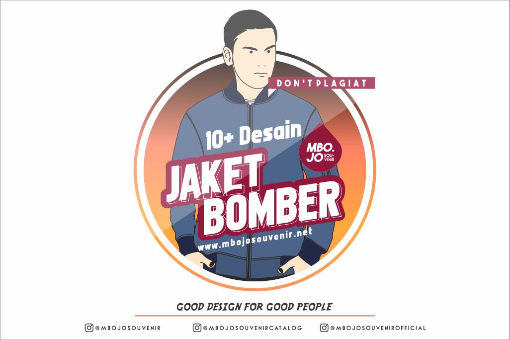 10 Desain Jaket Bomber Terbaru Bulan ini ada disini