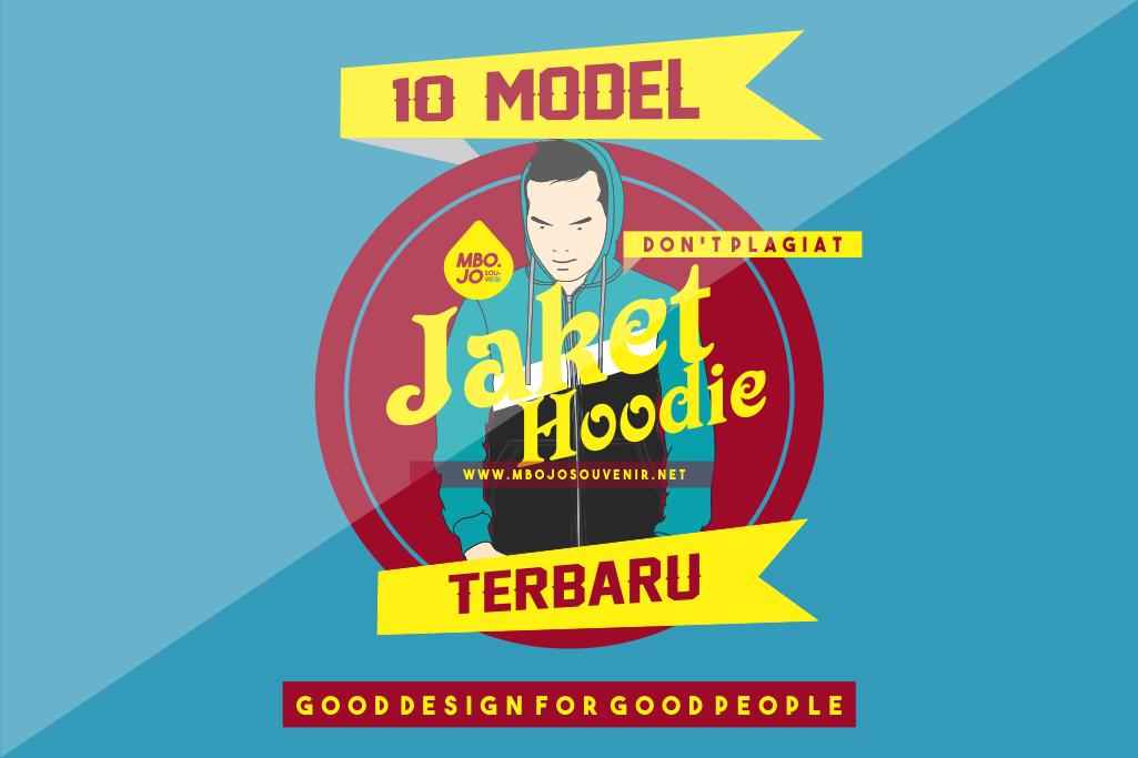 10 Model Jaket Hoodie TERBARU