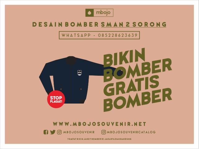 TEMPAT BIKIN JAKET BOMBER DESAIN SENDIRI
